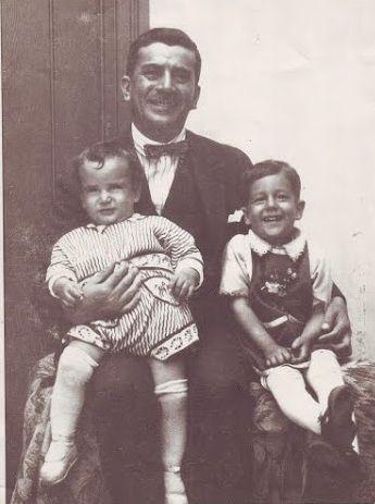 Foto 1- ssb padre y hermano
