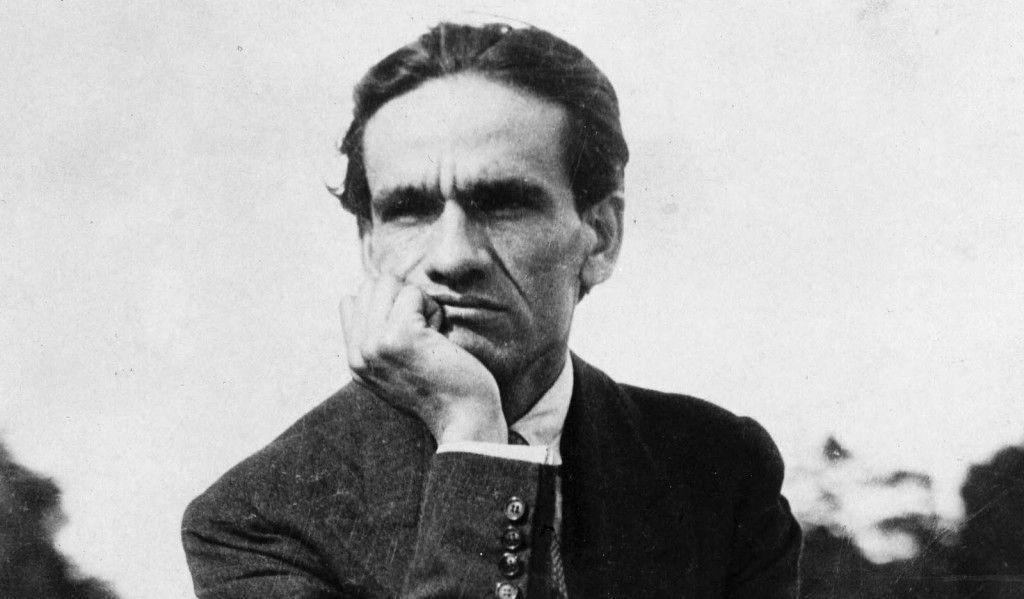 El Poeta César Vallejo.