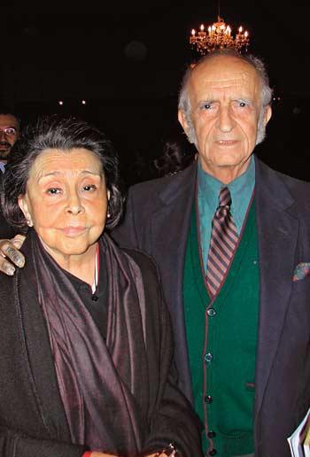 Fernando de Szyszlo y Blanca. Su libro fue publicado por el Fondo Editorial del INC. caretas caretas 2005