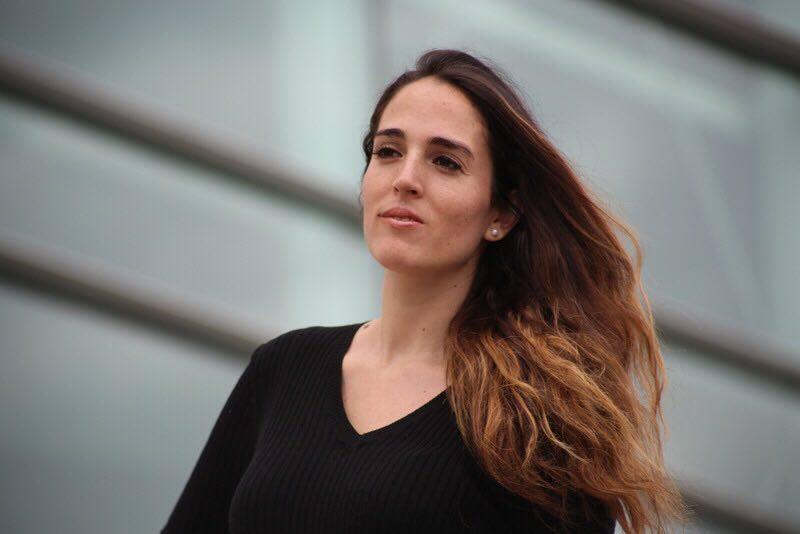 La novelista Montserrat Martorell.