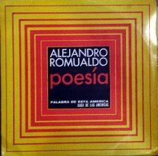 Long play con Alejandro Romualdo leyendo sus poemas a la usanza de la décadas de 1960 y 1970.