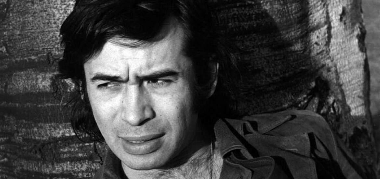 El literato Rodolfo Hinostroza (1941-2016). Crédito Baldomero Pestana.