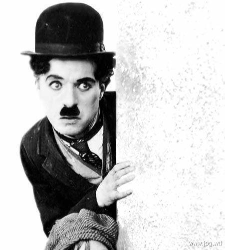 El actor, Charles Chaplin o Charlotte