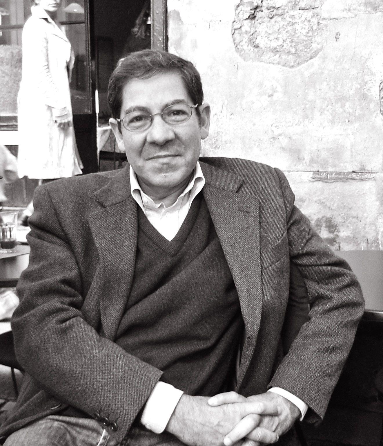 Il poeta Nuno Júdice