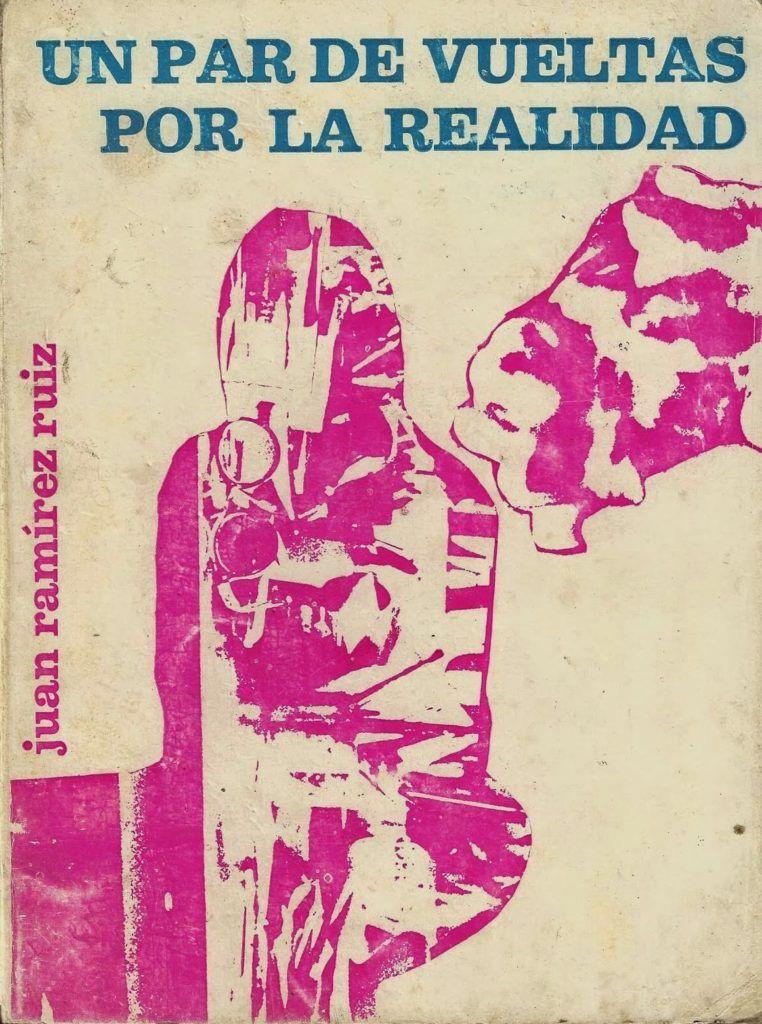 """Primera edición del poemario """"Un par de vueltas por la realidad"""""""