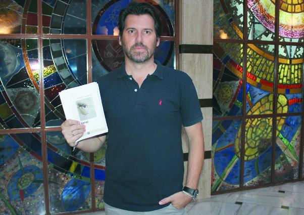 El poeta Joaquín Fabrellas