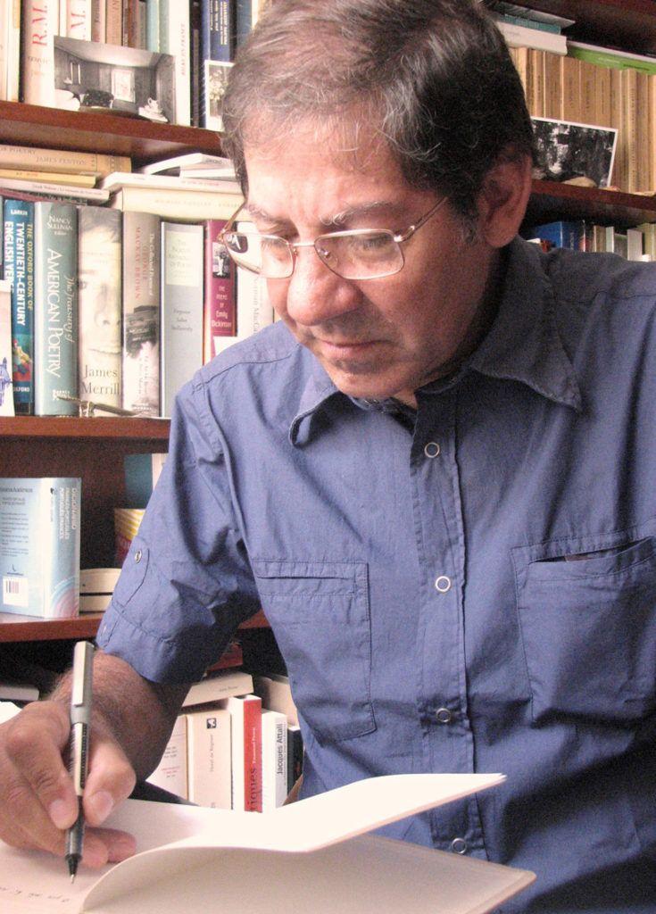 El poeta Nuno Júdice.