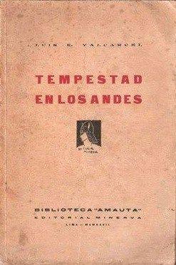 1era-ed-tempestad-en-los-andes-luis-e-valcarcel-1927-minerva