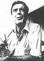 """El poeta Guillermo Chirinos Cúneo. Crédito """"El Peruano"""""""
