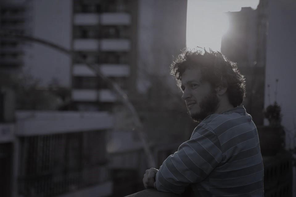 El poeta Gabriel Pantoja.