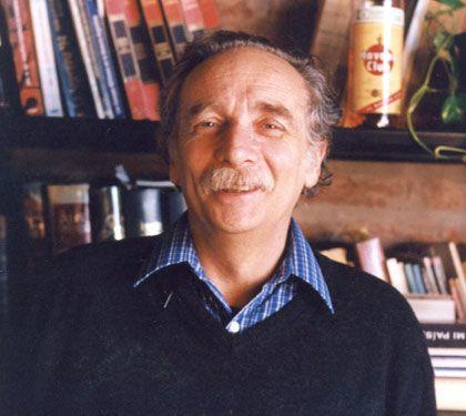 El poeta Alberto Szpunberg